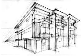 modern architectural sketches. Modern Building Sketches Fresh On Contemporary Architectural S