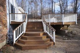 deck stair lighting ideas. Deck Stairs Plans Pdf Trex Ideasesigns Patio Step Railing Pictures Lighting With Ideas Designs Design Uncategorized ~ Stair