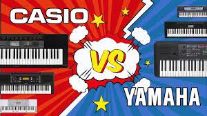 CASIO VS <b>YAMAHA</b> - битва домашних <b>синтезаторов</b> - YouTube