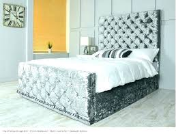 Tufted Headboard Queen Frame How Make Fabric Headboards For Beds ...