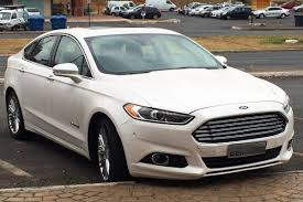 2011 Ford Fusion Color Chart Ford Fusion Hybrid Wikipedia