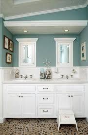 White Floor Bathroom Cabinet Easy Tips To Revamp White Bathroom Cabinet Free Designs Interior