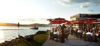 Dobbs Ferry Chart House Restaurant Half Moon A Casual American Restaurant On The Hudson River
