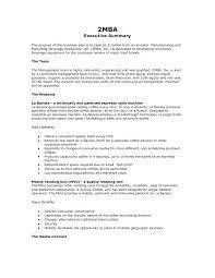Business Report Example Business Report Examples Word Executive ...