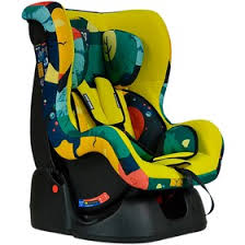 <b>Автокресло</b> детское <b>Farfello GE</b>-<b>B</b> (0-18 кг), цвет жёлтый ...
