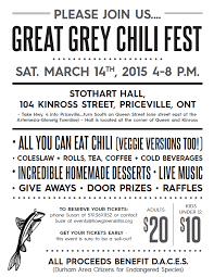 chili supper flyer chili fest fundraiser