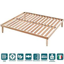 Home, Furniture & DIY 90 x 190 cm Beechwood <b>Bed Base Slatted</b> ...
