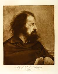 Alfred <b>Lord Tennyson</b> – author of 'The Lady of Shalott' - The British ...