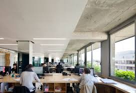 office natural light. x-tu architects: x office, paris, france - the studio is awash office natural light