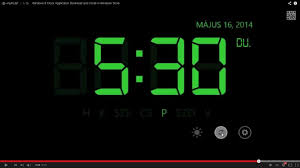 how to get a clock like this on ubuntu s desktop youtu be xocvzosv7e8 list plfgouiuw04cfsutk5ta 9npdogmcckjez