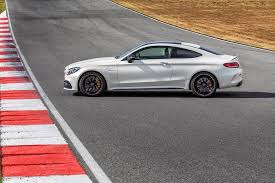 2017 Mercedes-AMG C63 Coupe Is the Sportiest C-Class Ever. Also ...
