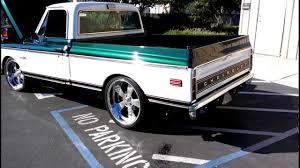 1972 Chevy Cheyenne 454 HD VIDEO - YouTube