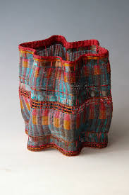 canadian artist frances solar s woven metal basketry vessels wall art she uses copper brass stainless steel see blogroll for a link to her site  on canadian artist wall art with canadian artist frances solar s woven metal basketry vessels