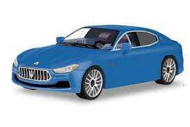 <b>Конструктор COBI</b> Суперкар <b>Maserati</b> Ghibli - COBI-24564 ...