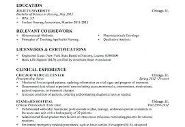 Entry Level Nurse Resume Astonishing Design Entry Level Nurse