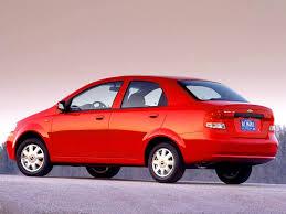 CHEVROLET Aveo/Kalos Sedan specs - 2004, 2005, 2006 - autoevolution