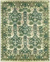 arts crafts rug arts crafts series knot modern bungalow and wool area rugs arts and crafts