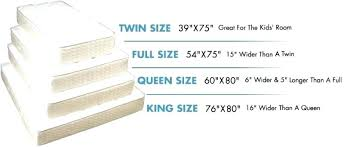 Twin Vs Full Full Size Mattress Dimensions Furniture Queen Vs Twin