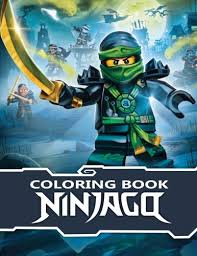 ninjago coloring book great activity book for kids and s