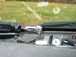 jeep grand cherokee dash speaker removal