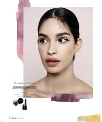 an alternative graphic eye makeup tutorial for elle beauty