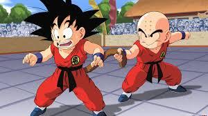 Anime Dragon Ball Goku Krillin HD ...