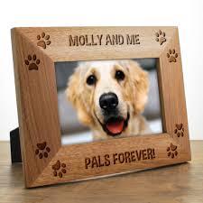 dog photo frames personalised