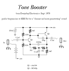 guitar circuits and schematics fuzzi amps and other effects circuit used to bring out clarity in sound toneccts gif small preamp circuits treble and bass controls tremoloc gif tremolo circuit basic