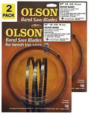 56 7 8 bandsaw blade. olson band saw blades 57\ 56 7 8 bandsaw blade h