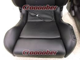 it was cuts recaro cr leather type paste replacement reclining seats recaro croooober japan