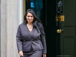 Priti Patel to fight for UFC title under the name Paticake