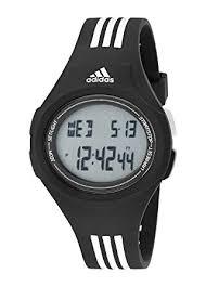 adidas men s adp3174 uraha digital black watch striped band adidas men s adp3174 uraha digital black watch striped band
