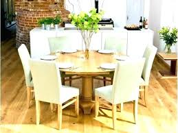 round dining sets for 6 full size of six chair round dining table 6 and chairs