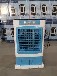 Quạt Điều Hòa Hakari Đà Nẵng - Quạt điều hòa SL-8800 Công suất 200W Sức  gió: 8800 m3/h Điện áp: 220V/50Hz Dung tích 60 lít Trọng lượng : 23kg Cấp  nước thủ