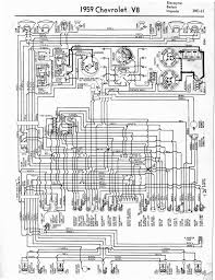 wiring diagrams 59 60 64 88 el camino central forum chevrolet 1959 2