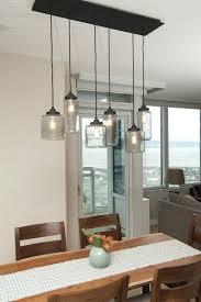 rectangular kitchen light country kitchen lighting fixtures of mason jar pendant light shade over white round