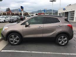 buick encore brown. 2014 buick encore gasoline 4 door brown n