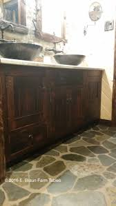 66 best For the Bath - Barn Wood Furniture images on Pinterest ...