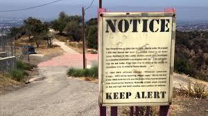 Nuclear Silo For Sale La96c Nike Missile Control Site In San Vicente Mountain Park
