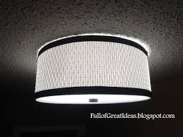 light fixture makeover ikea hackers alang ceiling light hack for 30 and look like 300 in ikea ceiling lightflush mount