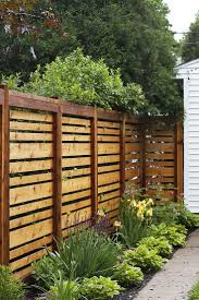 Exterior Fencing Designs Exterior Traditional Outdoor Privacy Design Ideas Bold