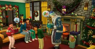 You can seduce Santa Claus in The Sims 4's <b>new</b> expansion ...