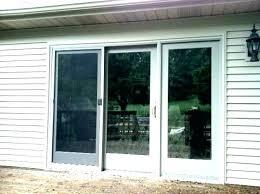hinged patio door with screen. Anderson Frenchwood Hinged Patio Door With Screen