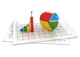 Chart Business Business Chart This Is A Computer Stock Image Colourbox