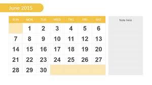 2015 calendar template free 2015 calendar template for powerpoint slidemodel