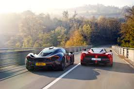 mclaren p1 vs laferrari. show more mclaren p1 vs laferrari a