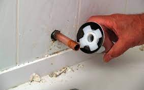 how to replace a tub spout project