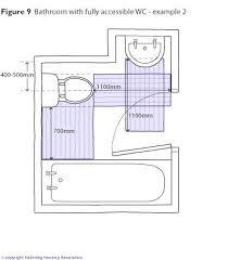 average size of a bathroom. Size Of Ensuite Bathroom Minimum Layout A Lifetime Homes Design Criteria Up Average .