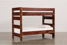 twin bunk beds.  Beds Sedona Twin Over Bunk Bed  360 And Beds
