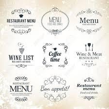 Fancy Restaurant Menu 4 Customer Friendly Restaurant Menu Design Tips
